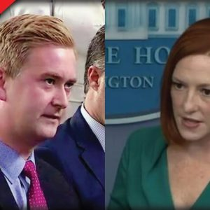 """When Asked About Parents Being Called """"Domestic Terrorists,"""" Jen Psaki Gives Worst Answer Ever"""
