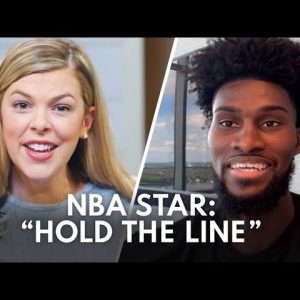 'Hold the Line!' NBA Star Offers Encouragement for COVID-Weary   Relatable With Allie Beth Stuckey