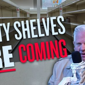 Electricity Shortages in China Mean Coming Empty Shelves HERE | The Glenn Beck Program