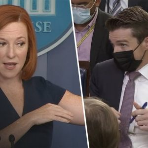 Psaki Implies Americas Are Stupid When Reporter Asks About Inflation