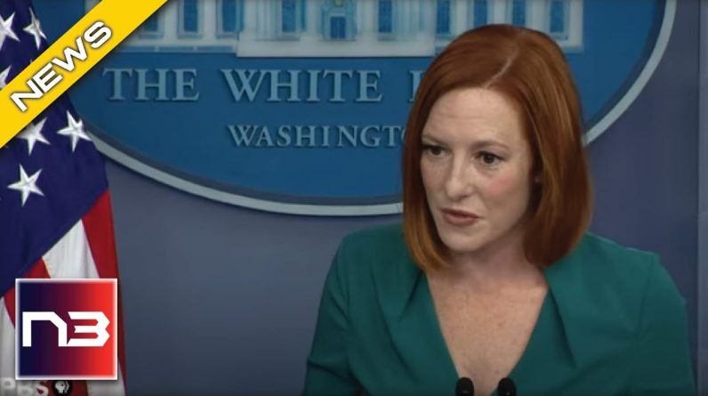 Psaki SURPRISES The Media WIth Her Answer On Biden's Policy Failures