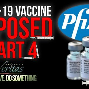 Pfizer Scientists: 'Your [COVID] Antibodies Are Better Than The [Pfizer] Vaccination.' #ExposePfizer