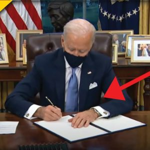 There's a Reason Biden's Massive Spending Bill Costs So Much, and You Won't Like It