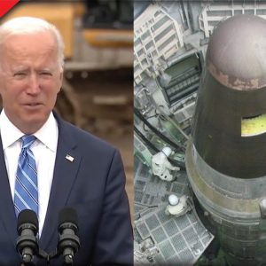RED ALERT: Joe Biden Announces How Many Nuclear Missiles America Has