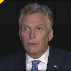 YIKES! Terry McCauliffe Flip Flops Big Time After Startling Admission Last Month