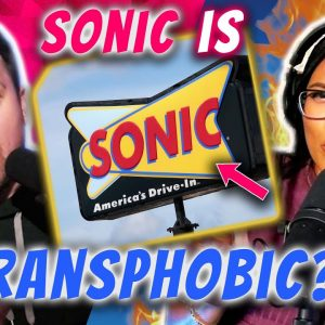 Sonic Apologizes for Being Transphobic?! | Slightly Offens*ve