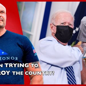 Ep. 1614 If Biden Was Trying To Destroy The Country Would He Do Anything Different?-Dan Bongino Show