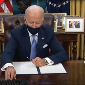 On Tuesday Night, Biden Signed $480 billion Bill Extending The Debt Ceiling