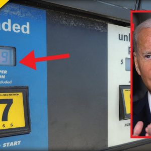 Uh Oh: Biden's Gas Crisis Means More SKYROCKETING Prices For Us