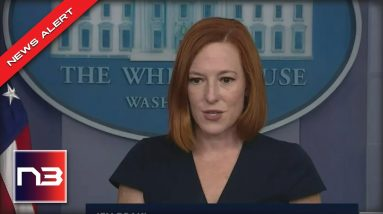 Psaki Finally Gives Answers On Why Biden Admin Wants IRS To Snoop On Bank Transactions