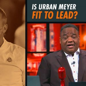 Urban Meyer Compromises His Marriage AND His Team   Fearless with Jason Whitlock